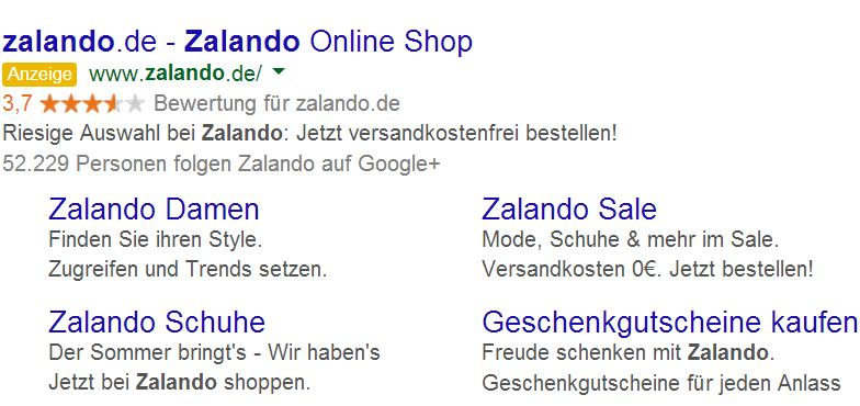 Google–AdWords-Optimierung
