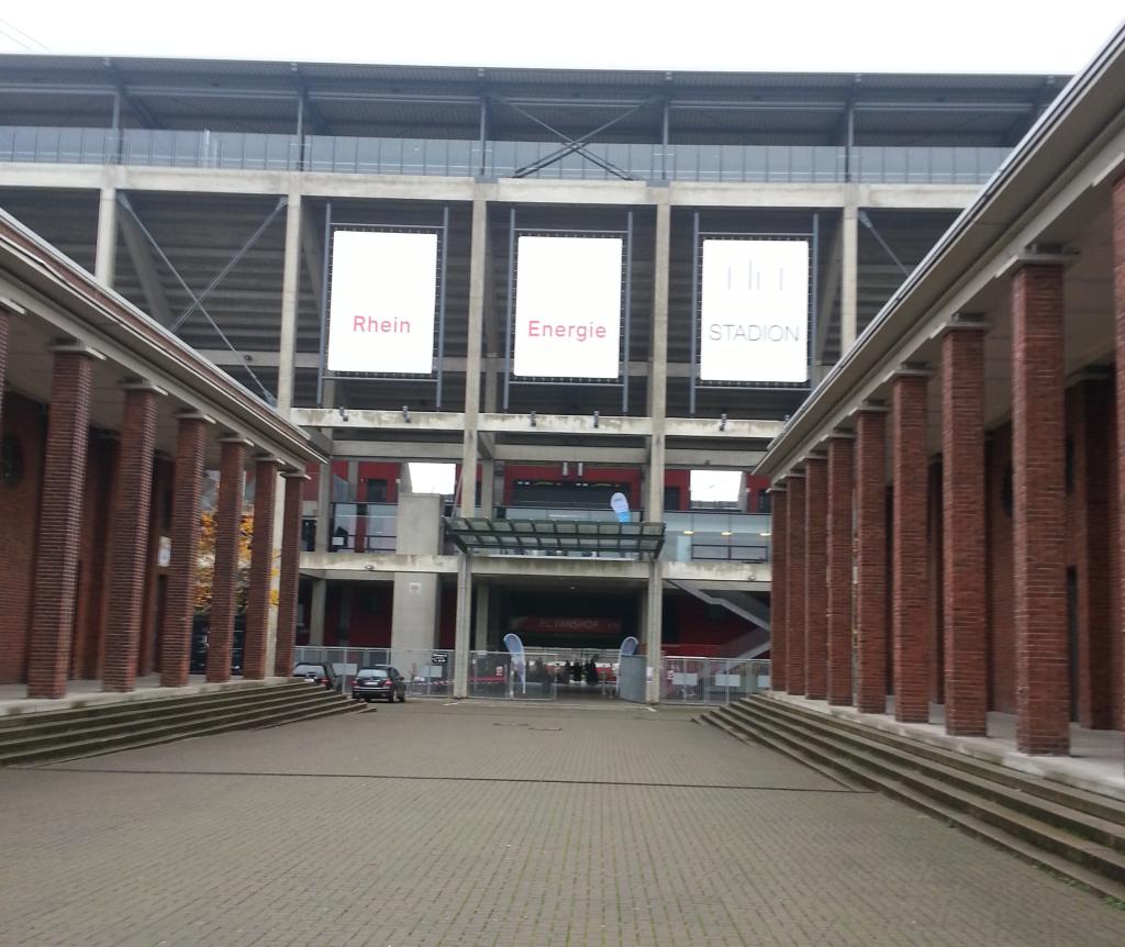 SEO Day - Rhein Energie Stadion Köln