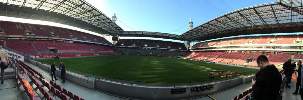 Rheinenergie Stadion Panorama