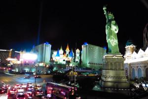Las Vegas: New York, New York - Freiheitsstatue