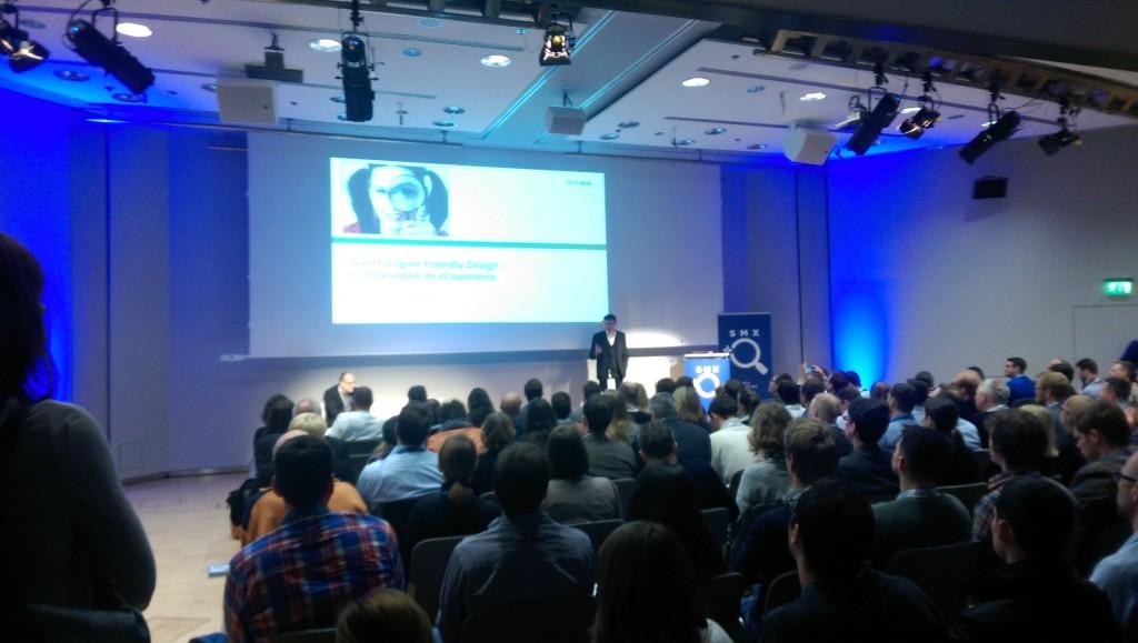 Jens Fauldrath über Site Architecture und Search Engine Friendly Design