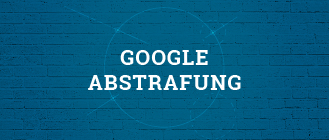 Google Abstrafungen