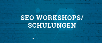 SEO Workshops / Schulungen