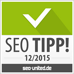 SEO Tipp! 12/2015