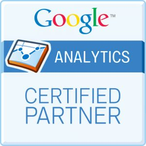 Google Certified Analytics Partner