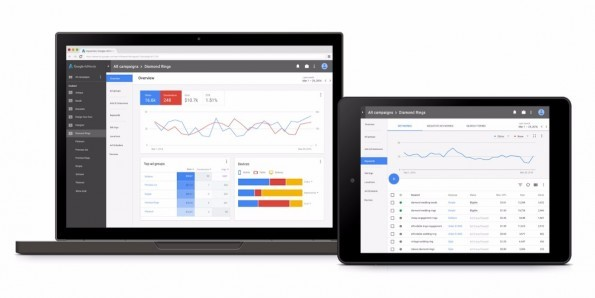 Redesign AdWords