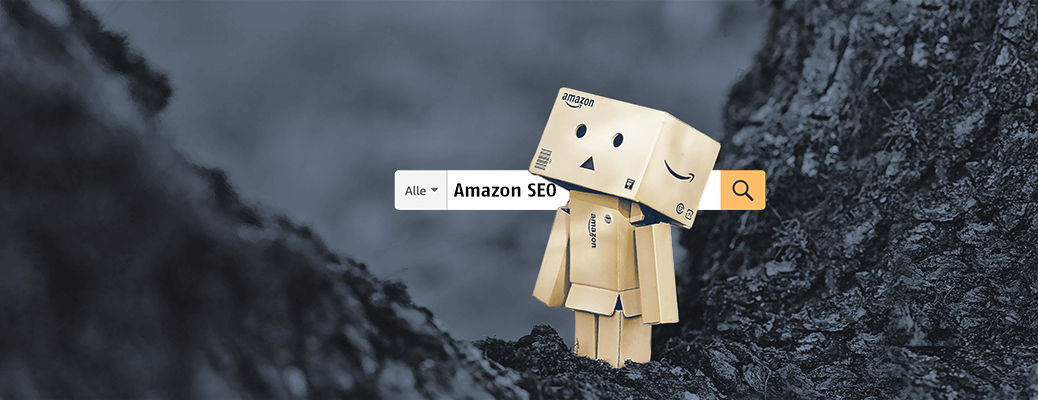 Amazon SEO – Header Grafik Blogartikel