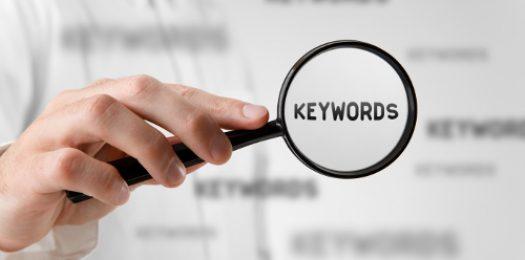 Keyword Lupe