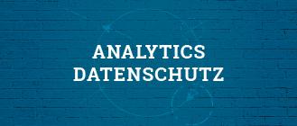 Analytics Datenschutz