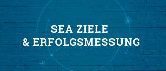 SEA Ziele und Erfolgsmessung