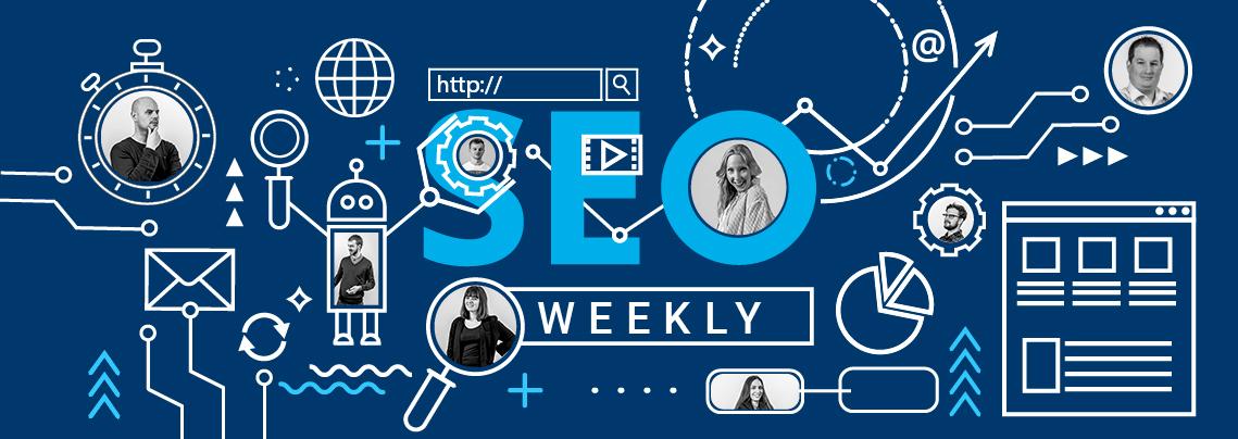 seo weekly dunkelblau