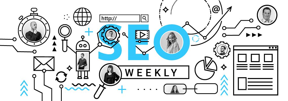 seo weekly weiß
