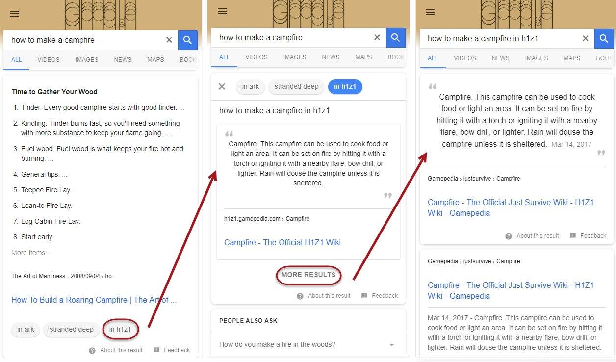 google-featured-snippets-related-queries