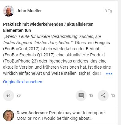 john mueller google+