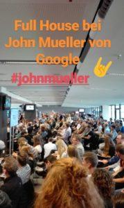 John Mueller von Google