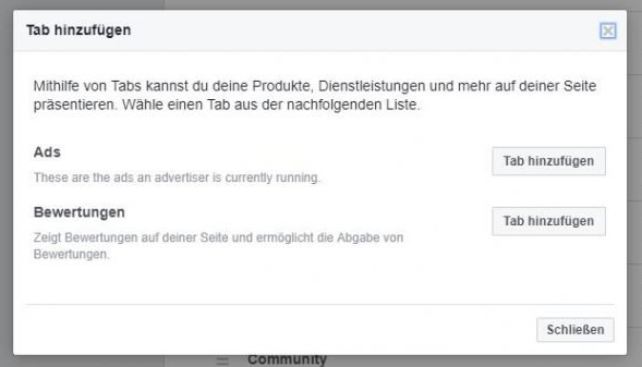 Mehr Transparenz mit dem Ad-Tab auf Facebook