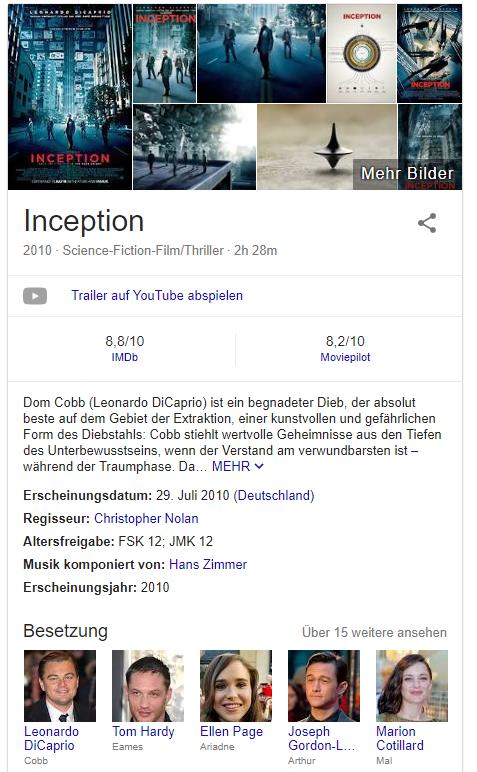 filmsuche google