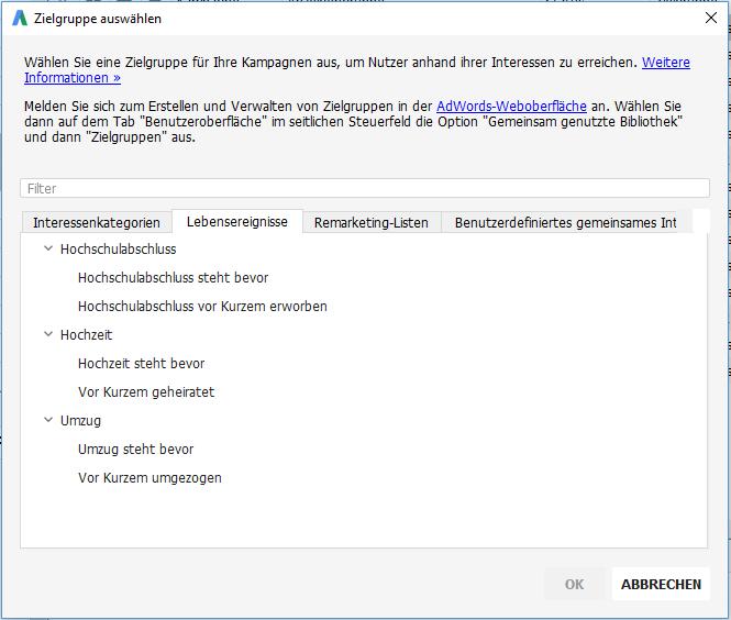 Neue Targeting-Optionen für Gmail und YouTube