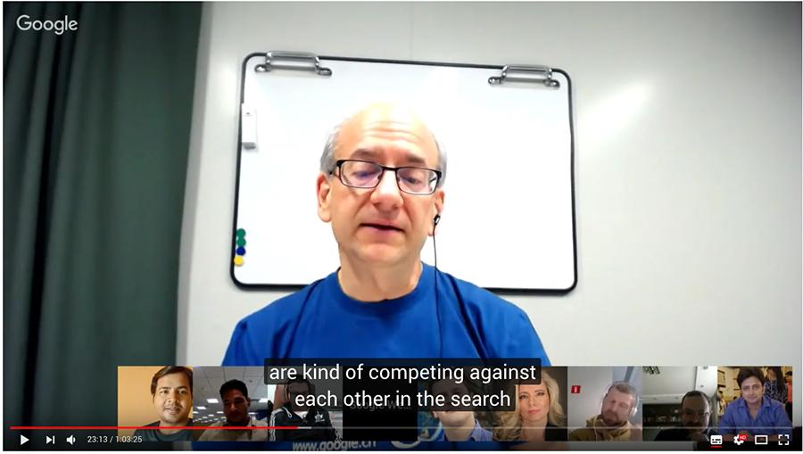 Google über Duplicate Content