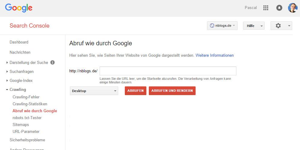 abruf-wie-durch-google