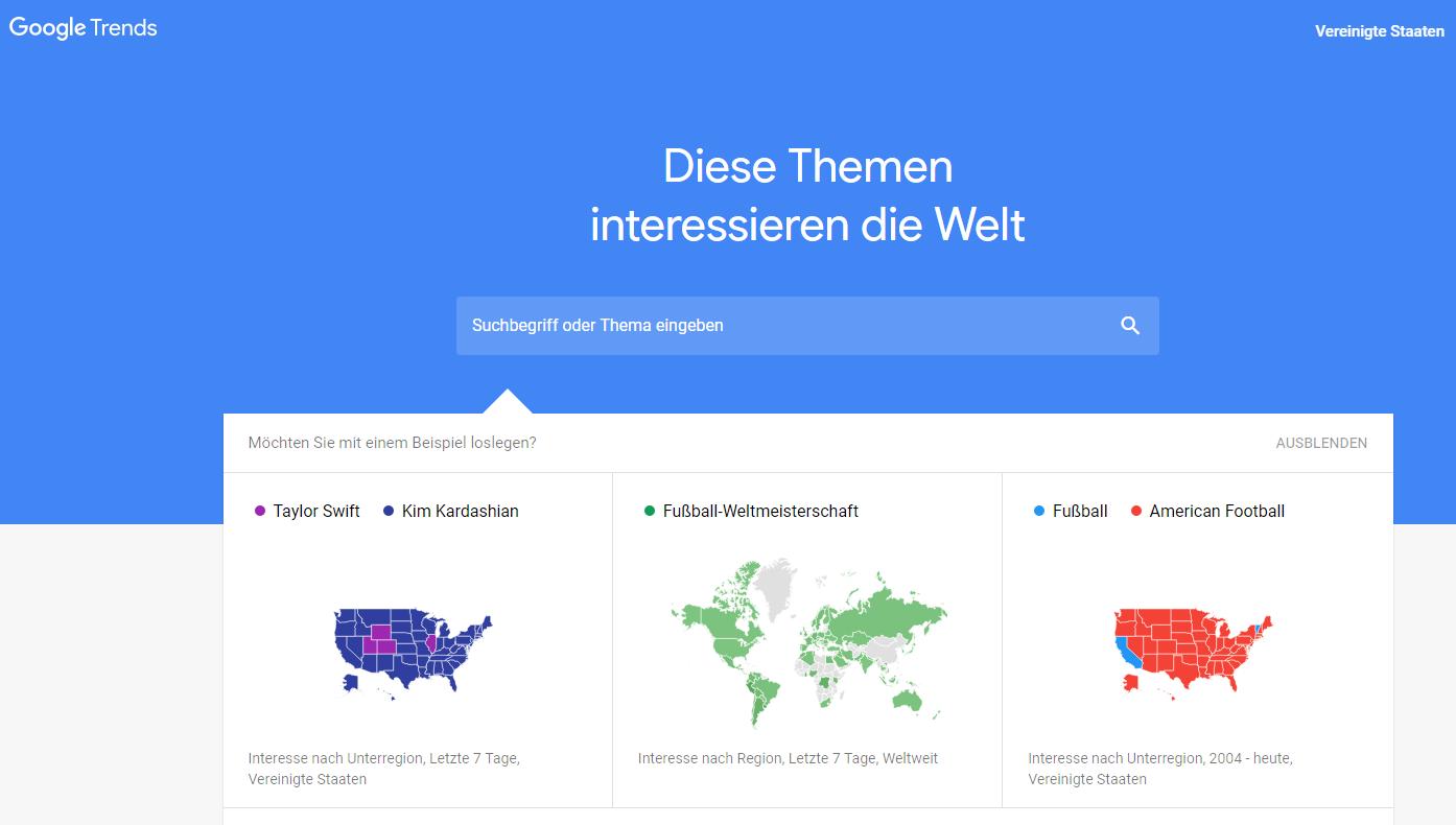 google-trend-update