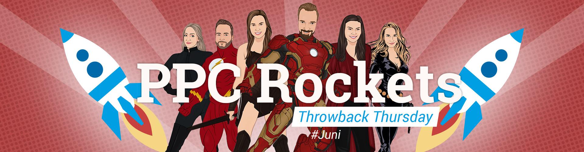PPC Rockets #Juni