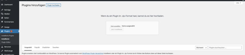 plugins-hinzufuegen