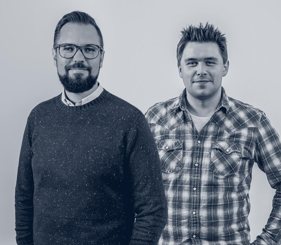 Webinare - Christoph und Felix