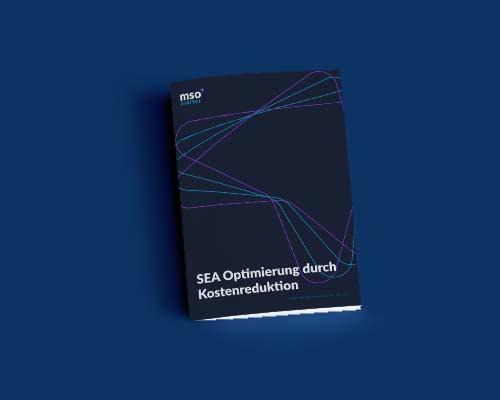 SEA Optimierung durch Kostenreduktion