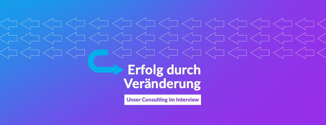Erfolg durch Veraenderung - Interview DIVE #6 Consulting