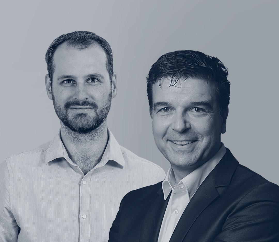 Webinare - Sven B. und Prof. Dr. Beier