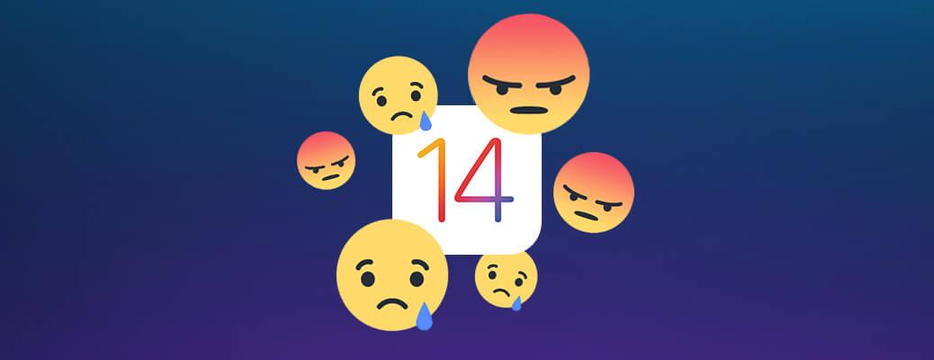 iOS 14 vs facebook advertising