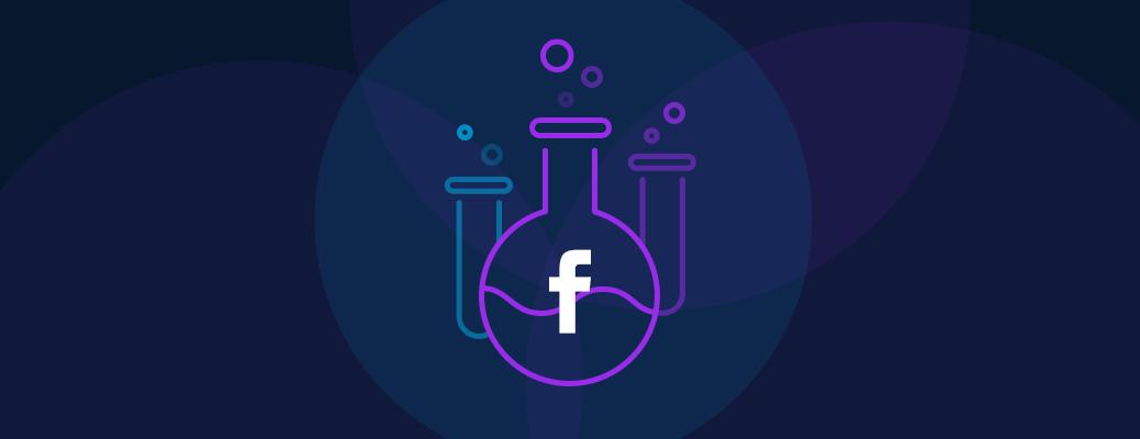Facebook Experimente - Header Grafik
