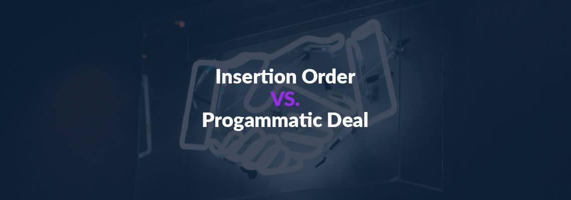 Programmatic Deal –Header Grafik