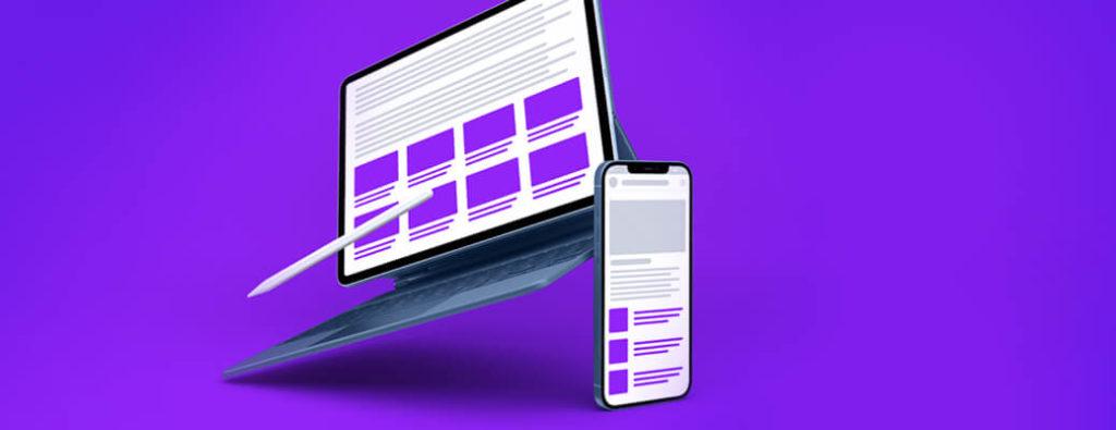 Google Multiplex Ads – Header Grafik